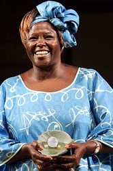 Wangarimaathai