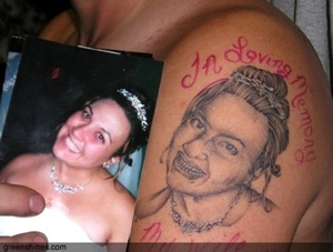 Bad Tattoo