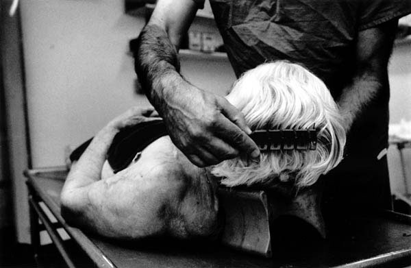 Embalming Dead Body http://listverse.com/2007/11/08/the-5-stages-of-embalming/