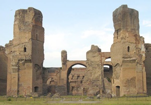Bathsofcaracalla