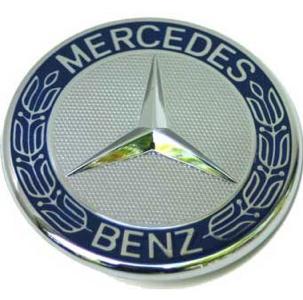 Mercedes-Benz Hood Emblem