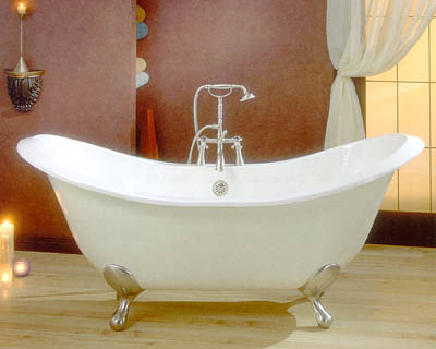 Cheviot Regency-Clawfoot Tub