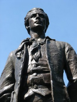Nathan Hale 1 Torso
