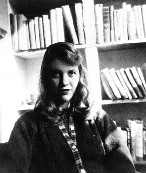 Sylvia Plath-1