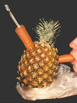 Cannabis-Pipe-Made-From-Carrots-And-Pineapple-Called-A-Bong-Being-Smoked-Anon