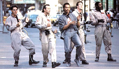 Ghostbusters-Music-Video