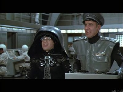 Spaceballs Dark Helmet