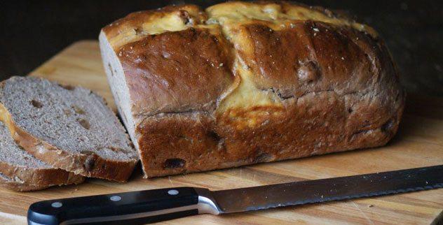 crossed-loaf