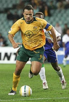 The Socceroos' Witch Doctor Curse