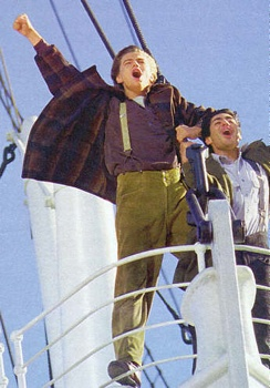 Leo Titanic King Of World.Jpg