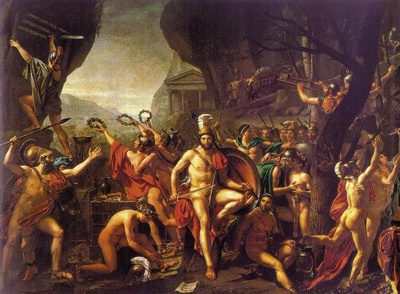 Jacqueslouisdavidthermopylae