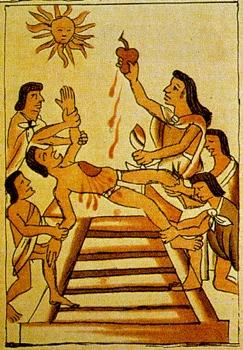 Aztecshumansacrifice