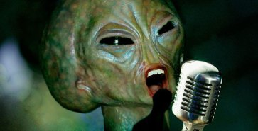 Alien-Speech