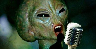 Alien-Speech