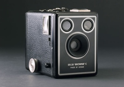 Box-Brownie-Camera