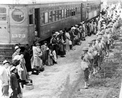 Japanese-Evacuation