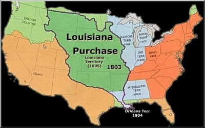 Louisiana Purchase Treaty Agreement