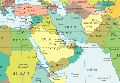 Middleeastmap
