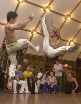 M Capoeira