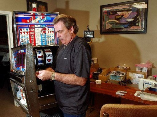 Tommy Glenn Carmichael | All the action from the casino floor: news, views and more