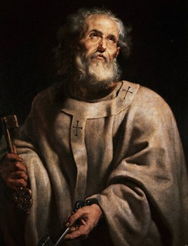 Pope-Peter Pprubens