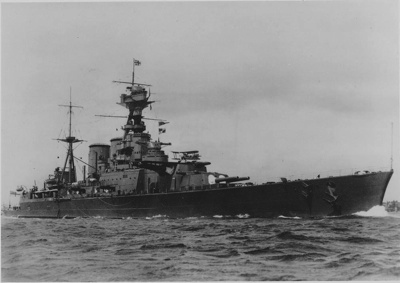 Hms Hood [Top]