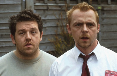 Shaun Of The Dead Shaun Ed