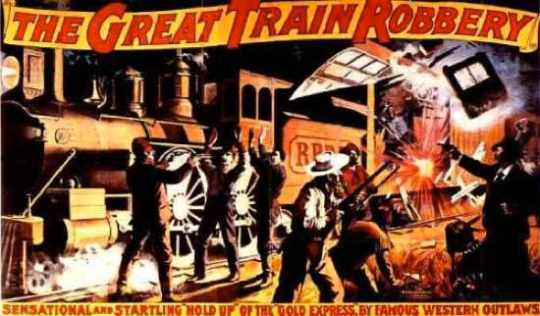 Trainrobbery