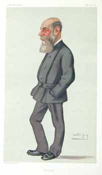 Charles Cunningham Boycott (Vanity Fair)