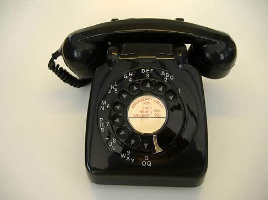 Classic-706-1960-Telephone