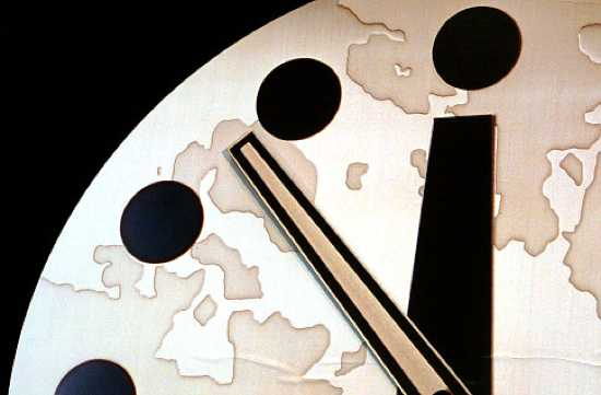 Alg Doomsday-Clock