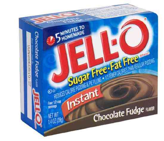 Jello Pudding Mix