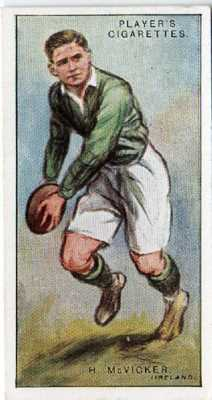 Richmond-Eire-Hugh-Mcvicker-28-John-Player-Sons-Footballers-1928-Cigarette-Card-22510-P