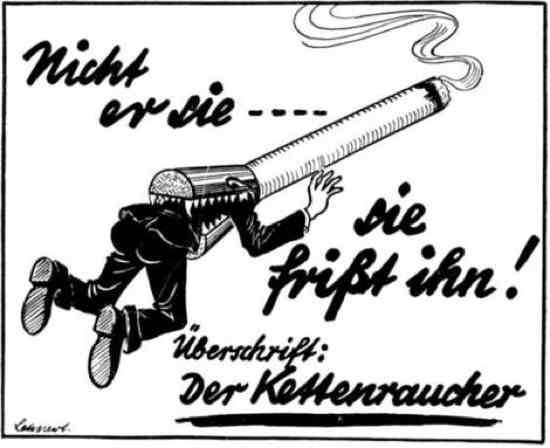 German Anti-Smoking Ad