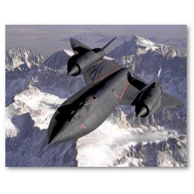 Lockheed Sr 71 Blackbird Poster-P228585009582919162Trma 400