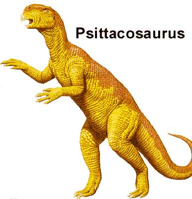 Psittacosaurus