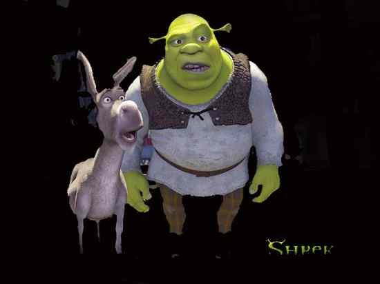 Shrek Donkey