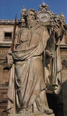 St Paul At St Peter's