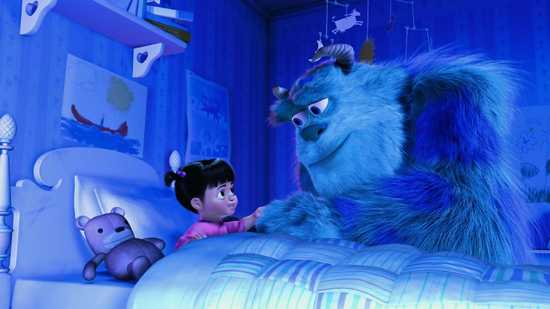 Monsters Inc  Bye Boo 1600X900