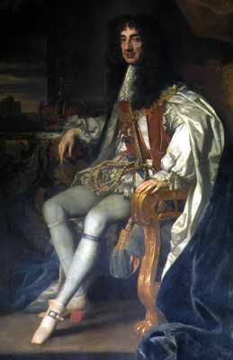 Charles Ii Of England