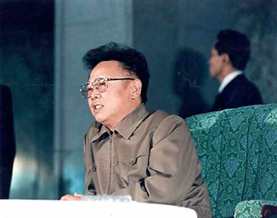 Kim-Jong-Il 951010