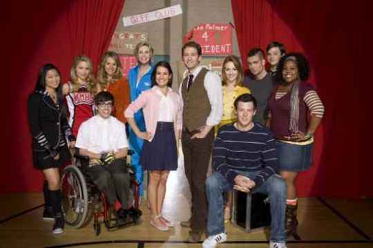 5071 Glee-Cast