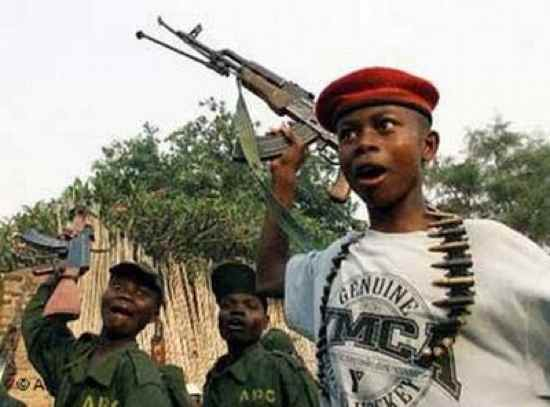 Child Soldiers In The Congo