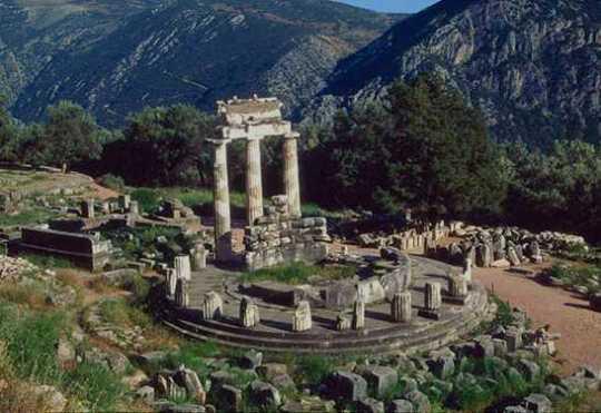 Delphi Tholos