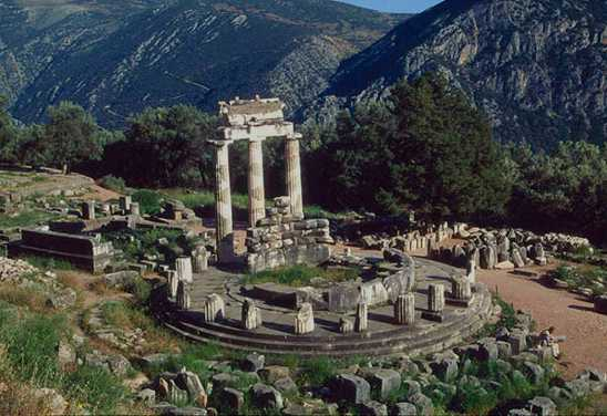 Delphi Tholos