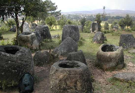 Laos Plain Of Jars 3