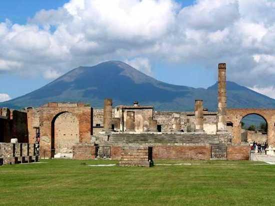 Pompeii Temple Of Jupiter