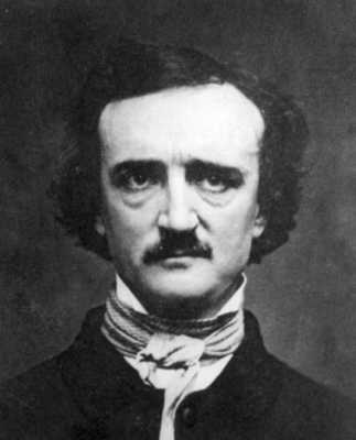 Edgar Allan Poe Crop