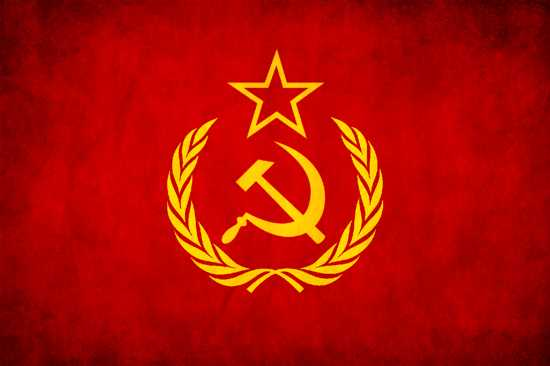 Edgar Cayce: Russia — The Hope of the World Soviet_union_ussr_grunge_flag_by_think0