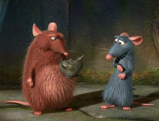 Ratatouille Brothers